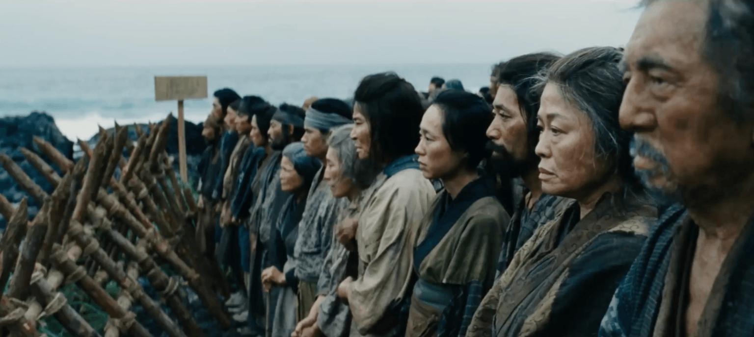 """Haltung in postmodernen Zeiten: """"Silence"""" und  Scorseses Katholizismus"""